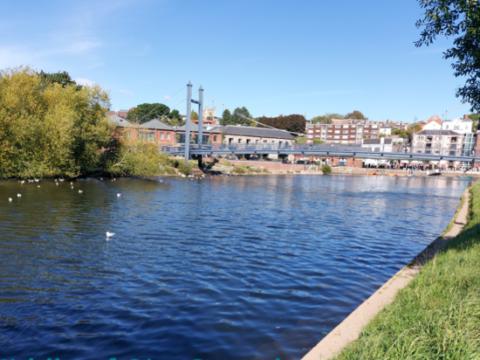River Exe (City Centre)